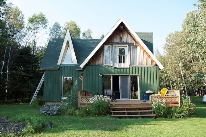 Cottage in Quebec province: most bucolic setting - Saint-Joseph-de-Coleraine - Chalupa