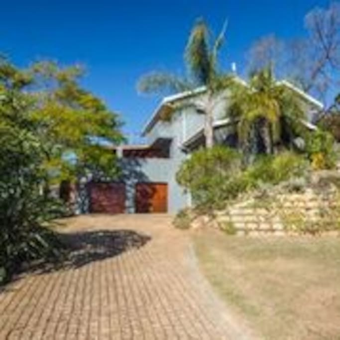 Large family home with  lovely big garden