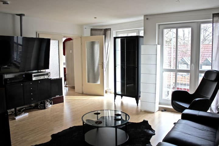 Stylish apartment in a quiet part of town - Munich - Apartmen