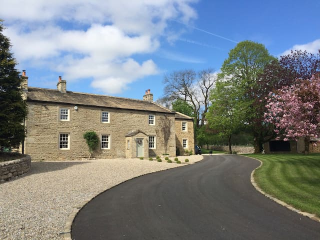 Private Space in Country House - Grassington - Bed & Breakfast