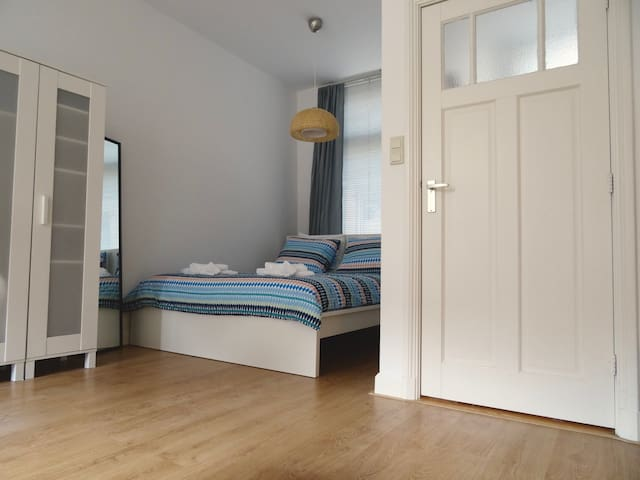 Cosy Private Apartment in Haarlem's City Centre