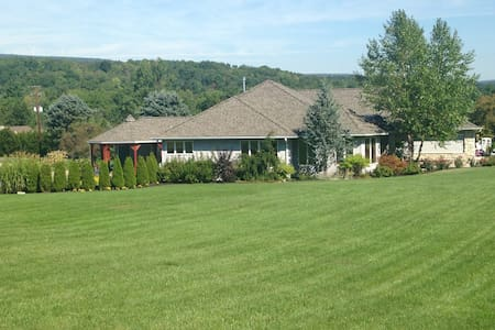 Penn State Football Family Ranch Style Home - House