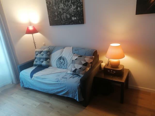 Appartement cosy refait à neuf