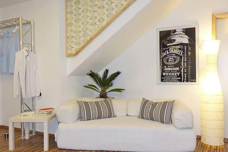 Modernes Zimmer mit Heimkino nahe Stuttgart - Ehningen - 단독주택