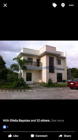 3 BR 24hr gated subd. Bacolod City - Bacolod City - Hus