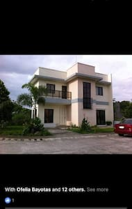 3 BR 24hr gated subd. Bacolod City - Bacolod City