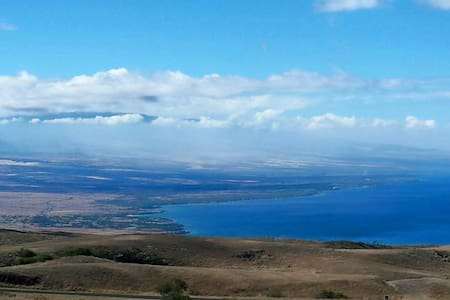 Comfort in Kohala Ranch with EXCELLENT views! - Waimea