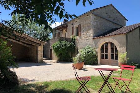 Le gite du Figuier en Quercy