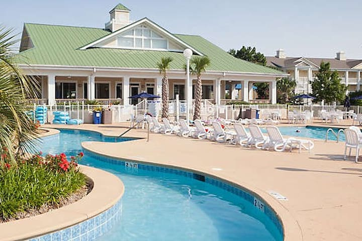 4 1/2 Star Myrtle Beach Resort, Centrally Located