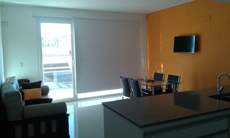 Balcones de Tandil Departamento2  Céntricos Nuevos - Tandil - Apartment