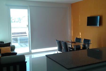 Balcones de Tandil Departamento2  Céntricos Nuevos - Tandil - Apartamento