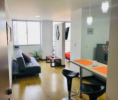 Cute and Modern Studio -Excellent Location