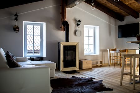 SOT I CRÉS - Oltris Borgo Autentico - Ampezzo Carnico -UD- - Huis