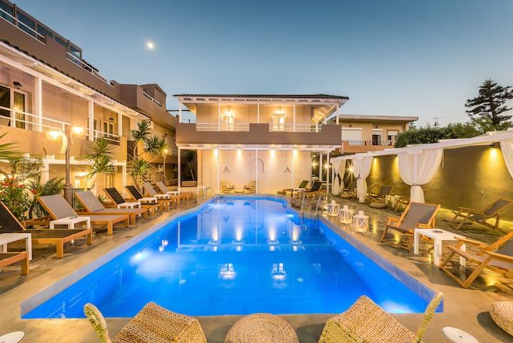 Anemos Suites - Iraklio - Appartement