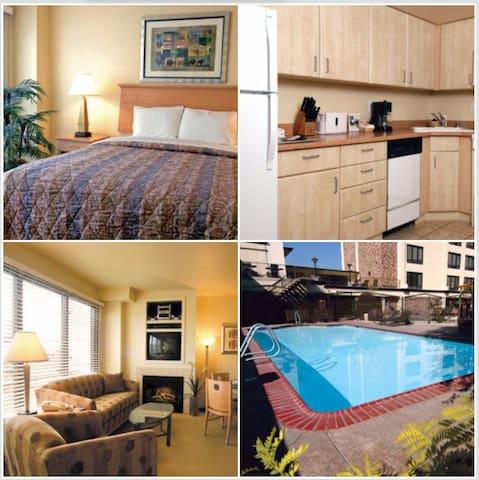 Reno 1 Bdrm SN Condo Resort