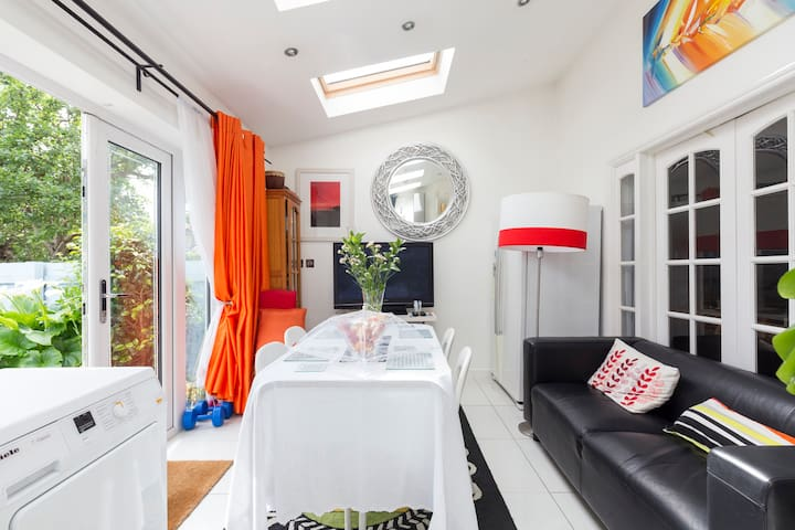 Tastefully decorated double room - London - House