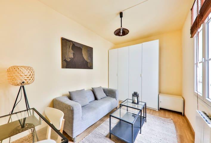 Lovely apartment in Le Marais