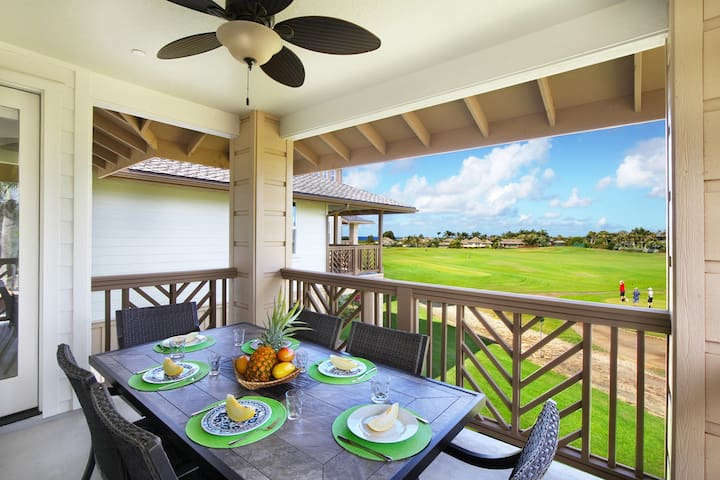 Pili Mai 6L POIPU Ocean, Mountain,Golf Course - AC