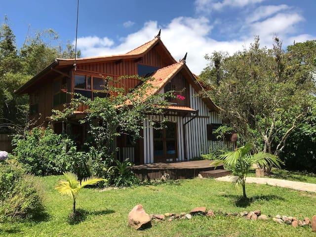 Casa da Floresta (quarto privado)