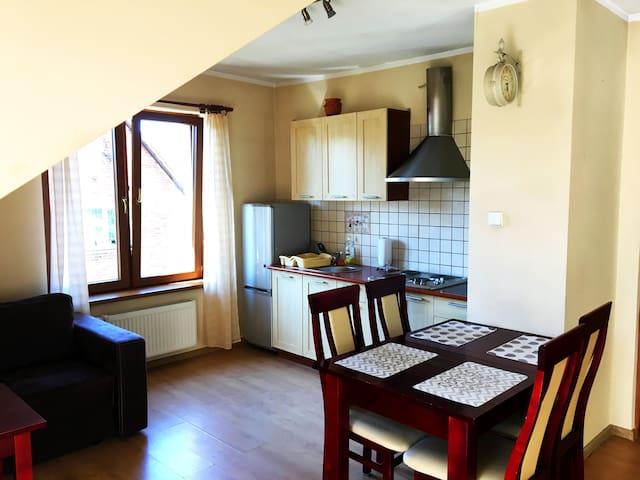 Apartament Gdańsk Chełm 4