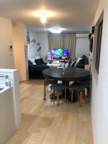 Luxury 3LDK new smart house! 130㎡ Shinjuku Shibuya