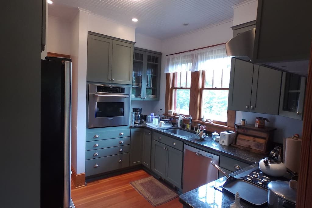 Kitchen fully furnished has received many accolades