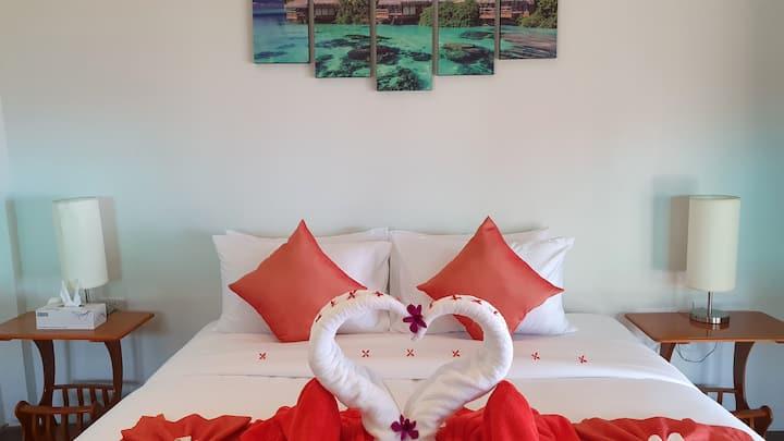 Koh Jum Delight Beach Standard Double Room