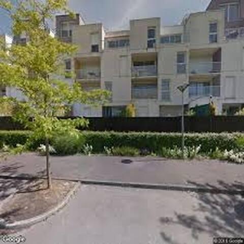Chambre proche stade de Lille - Villeneuve-d'Ascq - Wohnung