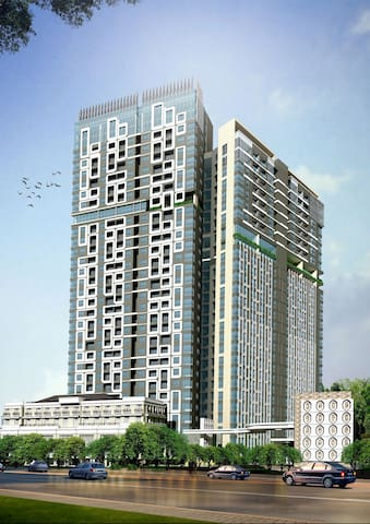 The Royal Oilve Residence Apartement - Pancoran - Apartmen