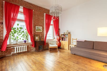 A fantastic flat in central Moscow - Moskva