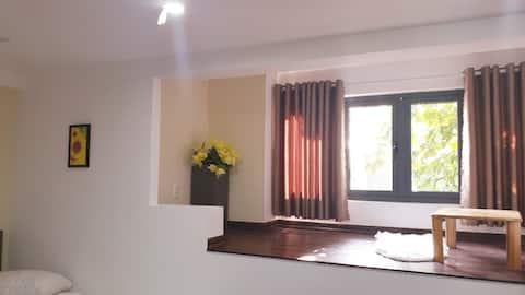 Prive room in Haly House - central Da Nang