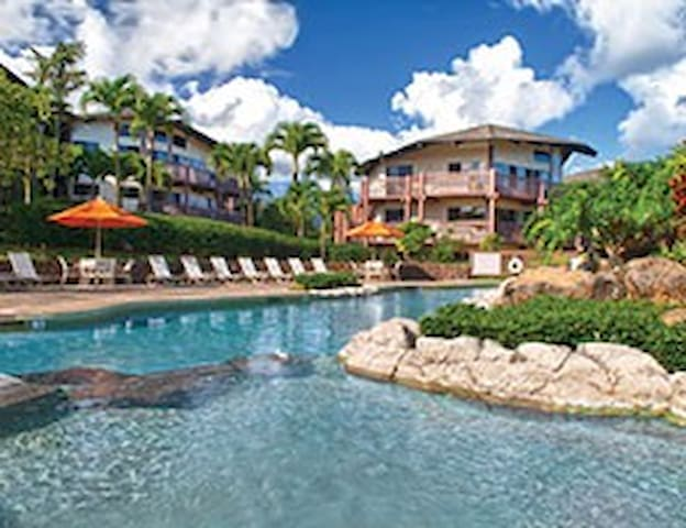Gorgeous Kauai Resort - Huge One Bedroom Suite