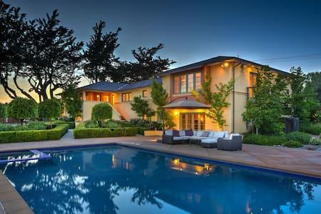 Country Estate Farm Property /Spacious Apt/ Events - Petaluma - Haus