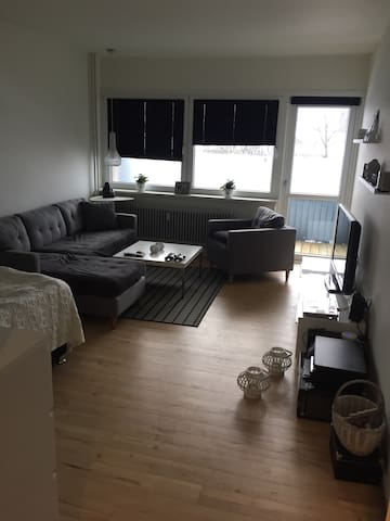Charming flat in centrum of Aalborg