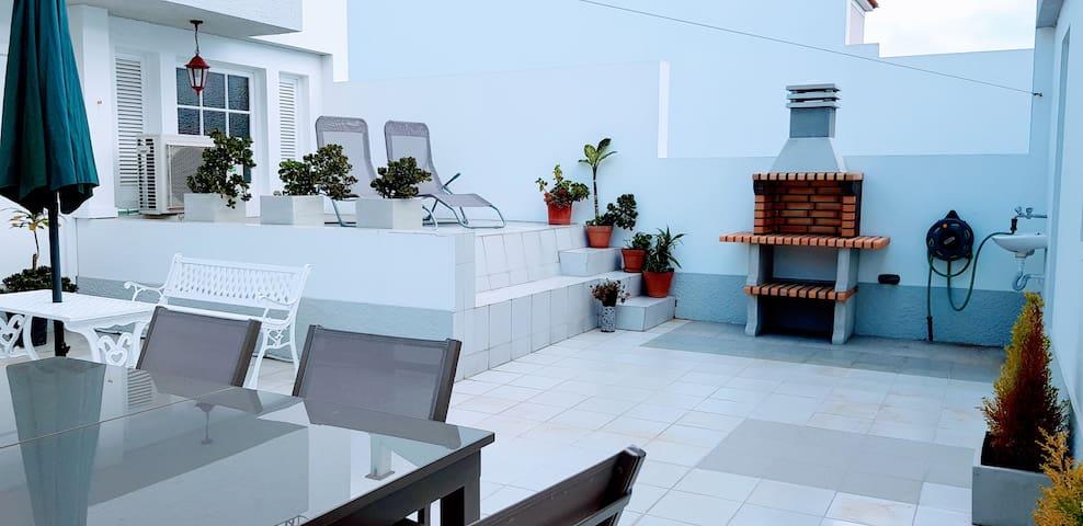 Beethoven's Apartment (Ponta Delgada city center)