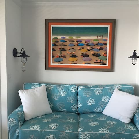 Oceanfront resort. Newly renovated one bedroom - Westhampton Beach - Flat