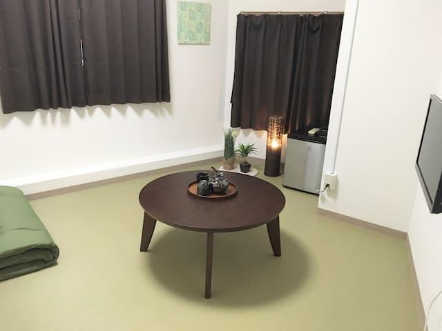 30%OFF|GuestHouse|Ueno11mins|Akihabara15mins|WiFi - Kita-ku - Apartament