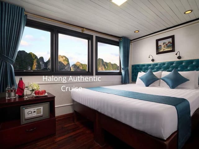 Ha Long 2 days 1 night - O/N on Authentic cruise