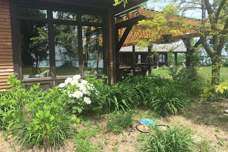 Lake Champlain Cottage with 5 bedrooms - Saint-Georges-de-Clarenceville