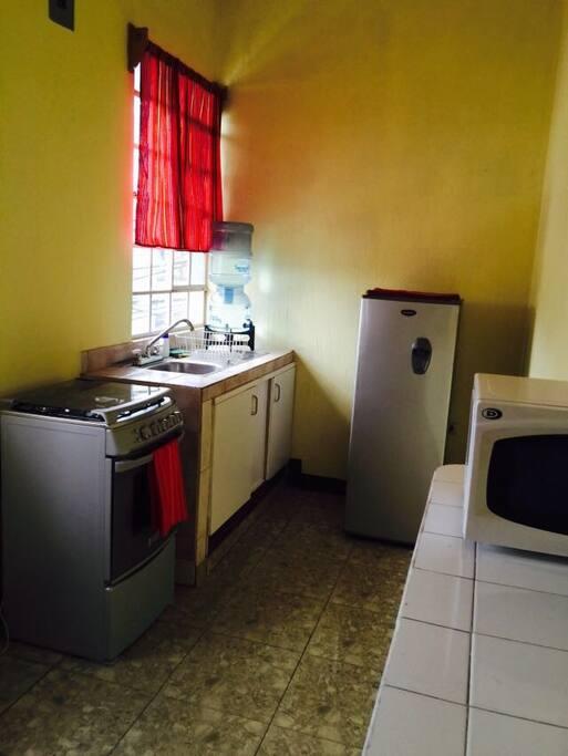 cocina completa