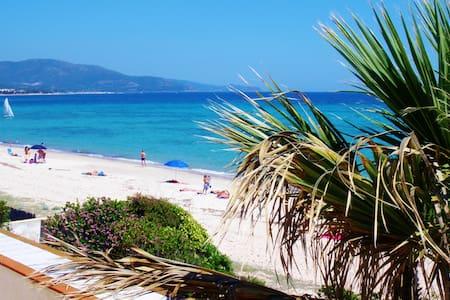 Villa on the beach, South Sardinia, private pool - Quartu Sant'Elena