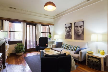 Charming little room in Manly - Manly