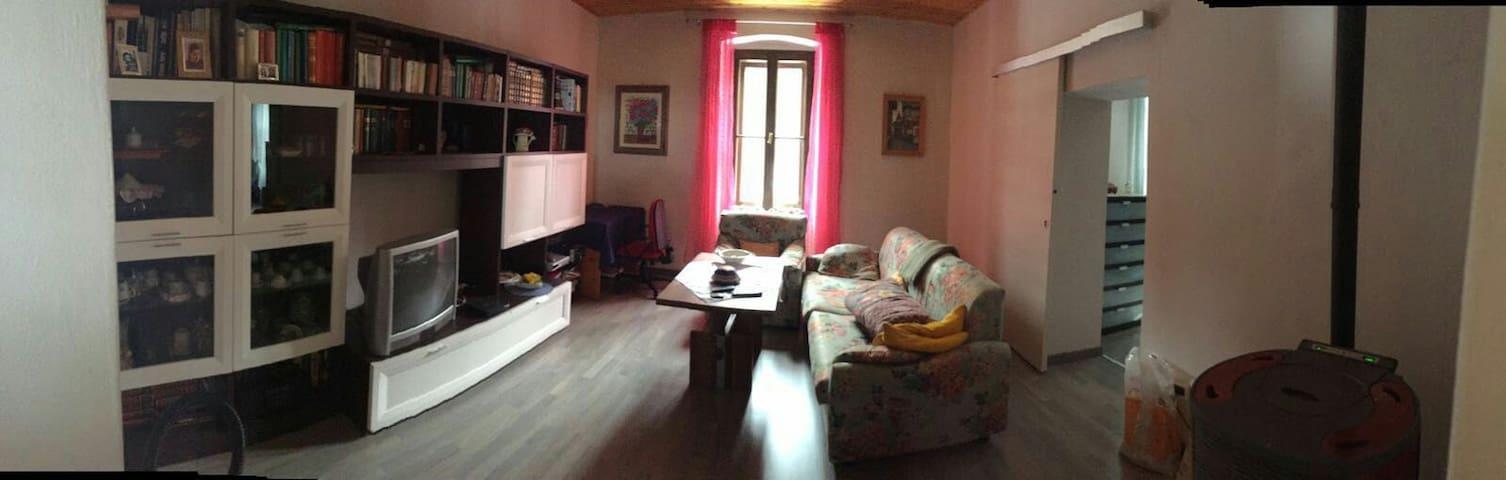 Accogliente appartamento a Fusine - Fusine in Valromana - Apartment