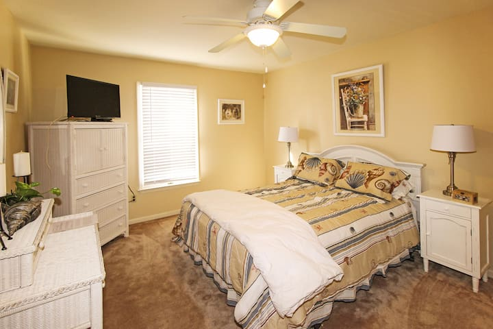 Clean, spacious, and quiet - Lansdale - Talo