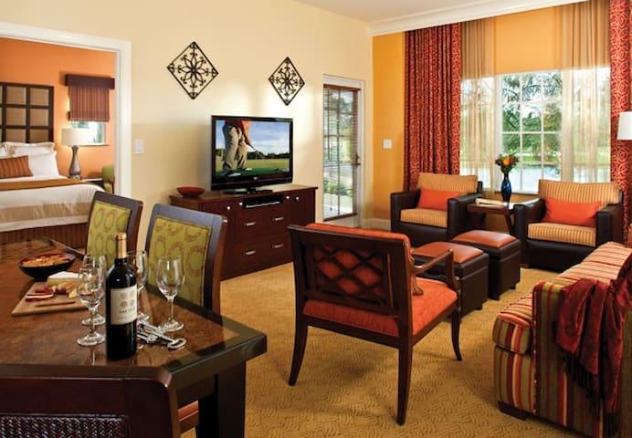 Marriott Lakeshore Reserve 1BD villa sleeps 4