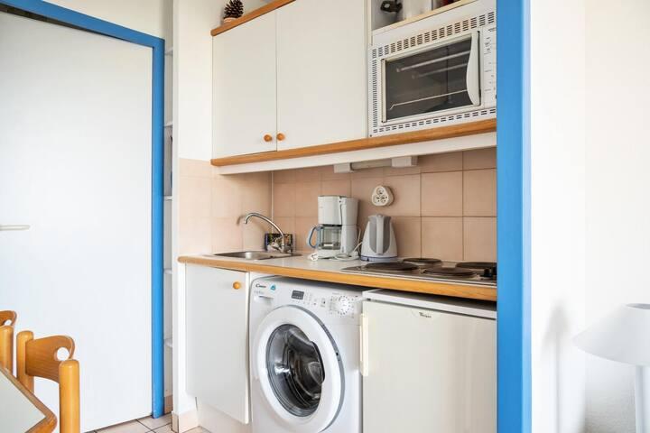 Appartement 2 pièces Confort - (4 personnes) 167691