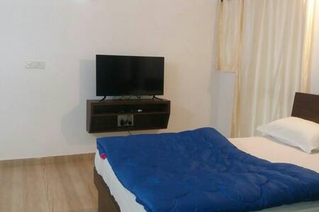 Deluxe studio apartment near beach - Canacona