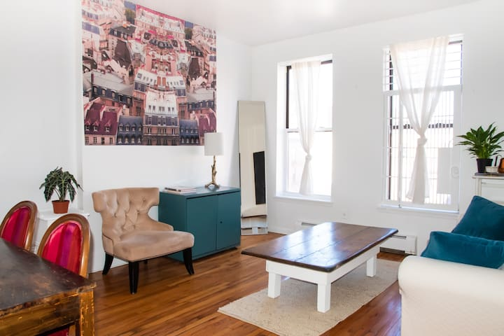 Spacious Room with Large Closet in East Harlem