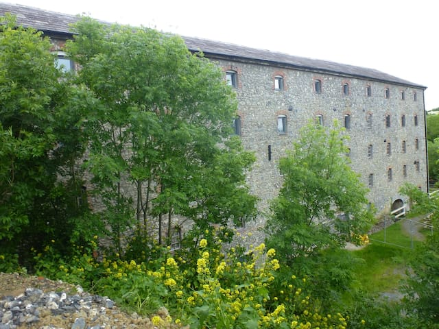 Kellsborough Mill, Millrace Self-catering Studio