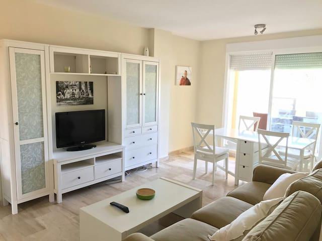 Apartamento primera línea de playa - Denia - Apartemen